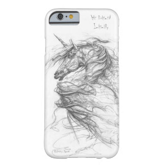 "LB44 ""He Listened intently"" iPhone 6 Barely There iPhone 6 Case"