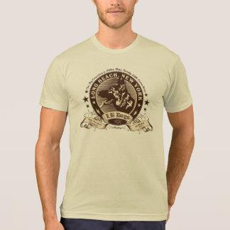 LB Dog Men's American Apparel Poly-Cotton blend T-Shirt