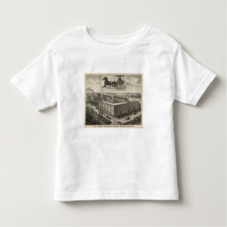 LB Johns' Carriage Works, Abilene, Kansas Toddler T-shirt