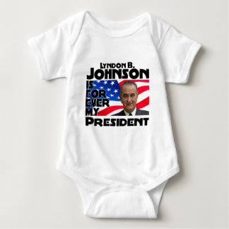 LB Johnson Forever Baby Bodysuit