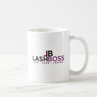 LB Lash Boss Coffee Mug