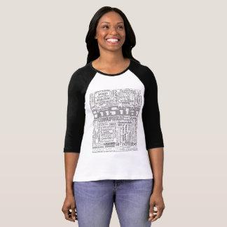 Lb names T-Shirt
