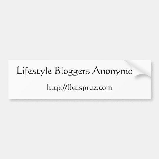 LBA Bumper Sticker