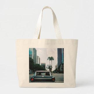 LBC - Long Beach, California Jumbo Tote Bag