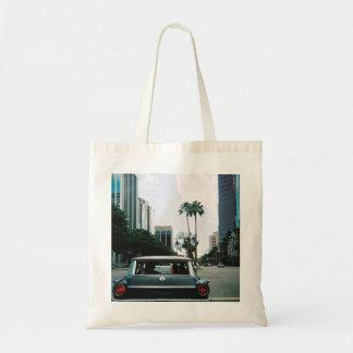 LBC - Long Beach, California Budget Tote Bag