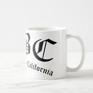 LBC Long Beach California Coffee Mug