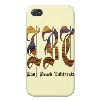 LBC - Long Beach California - Ocean iPhone 4 Covers