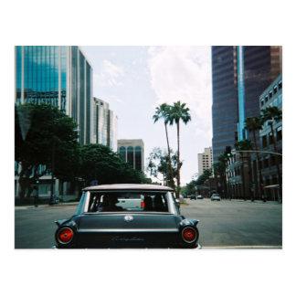 LBC - Long Beach, California Postcard