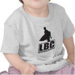 LBC - Surf - Black Tshirts