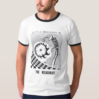 LBH Sun Man Two-Color T-Shirt