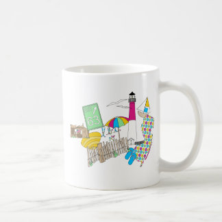LBI Love Girly Collage Coffee Mug