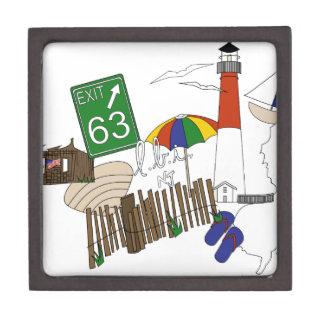 LBI Love Primary Color Collage Gift Box