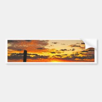 LBI Sunrise Bumper Sticker