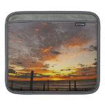LBI Sunrise/set Ipad case iPad Sleeve