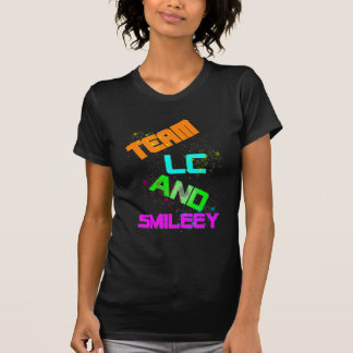 LC and Smileey neon T-Shirt