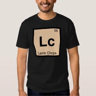Lc - Símbolo de la tabla periódica de la química Playera