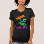 LC y neón de Smileey Camiseta