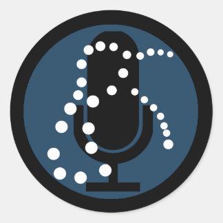 LCA2012 Speaker's Sticker