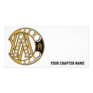 LCA Badge Gold Customized Photo Card