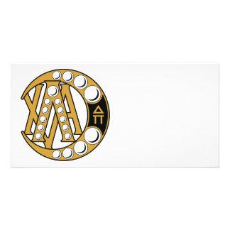 LCA Badge Gold Photo Card