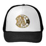 LCA Badge Gold Trucker Hat