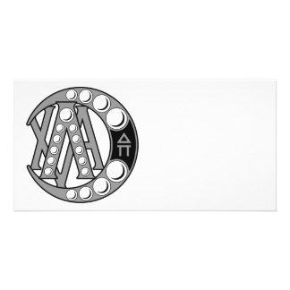 LCA Badge Gray Photo Card