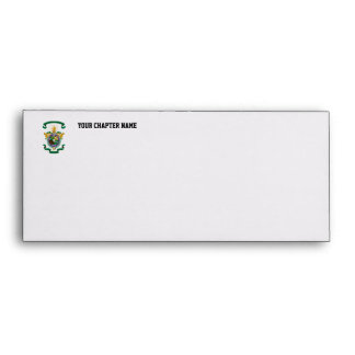 LCA Coat of Arms Color Envelopes