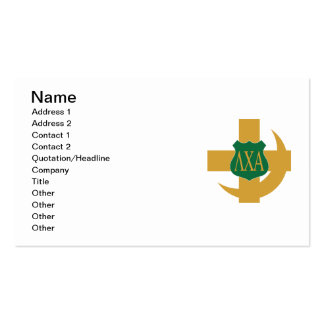 LCA Friendship Pin Color Business Card