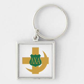 LCA Friendship Pin Color Key Chains