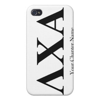 LCA Letters iPhone 4/4S Covers