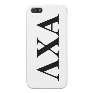 LCA Letters iPhone 5 Case