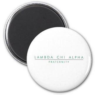LCA Lock-Up Color 2 Inch Round Magnet
