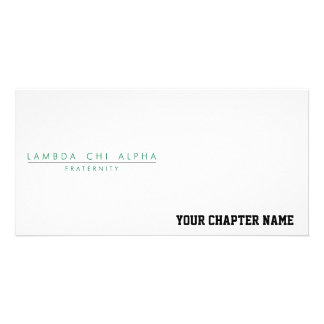 LCA Lock-Up Color Picture Card