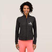 LCAR Women's Zip-Up Jacket