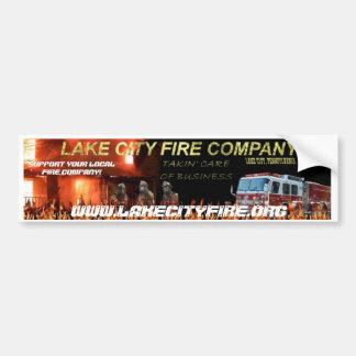 LCFC Bumper Sticker