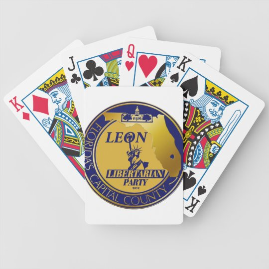 LCLP BICYCLE PLAYING CARDS