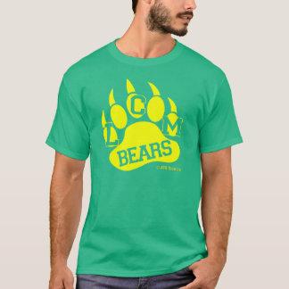 """LCM Bears"" Paw Shirt"
