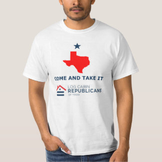LCR Texas - Come and Take It (TX) Value T-Shirt
