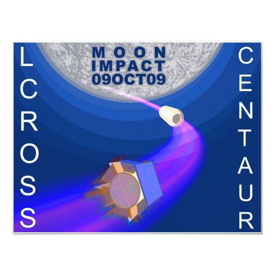 LCROSS Impact Card