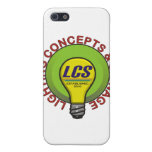 LCS Logo Items Covers For iPhone 5