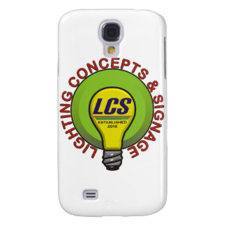 LCS Logo Items Galaxy S4 Cover