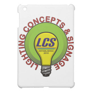 LCS Logo Items iPad Mini Cases