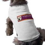 LDDR Dog t-shirt
