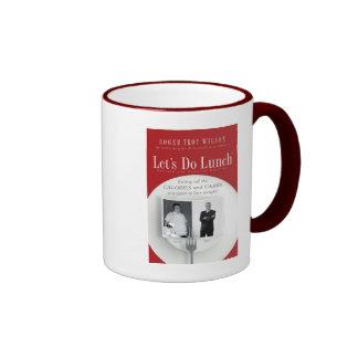 LDL Mug- (book cover image) Ringer Coffee Mug