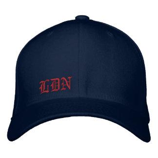LDN EMBROIDERED BASEBALL CAP