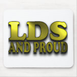 LDS and Proud Mousepad