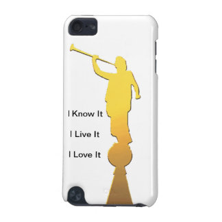 LDS Angel Moroni Ipod Case