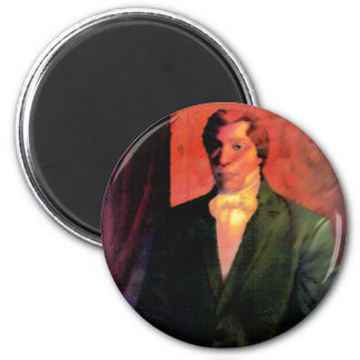 LDS Gifts and Cards Fridge Magnet