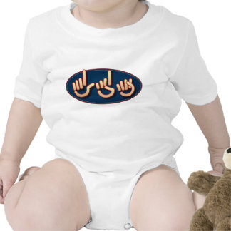 LDS in ASL. baby shirt