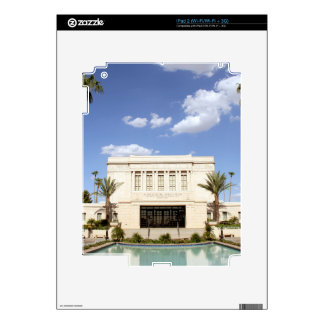 lds mesa arizona temple mormon picture decals for the iPad 2